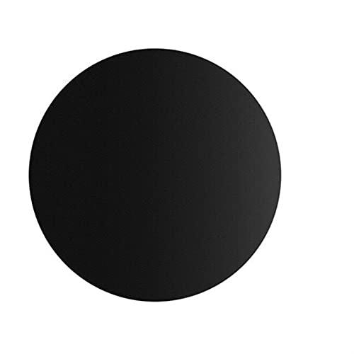 HYMD Estera de Barbacoa Mat de la Barbacoa Redonda de 40 cm, Estera de Barbacoa Antiadherente Resistente a Alta Temperatura, Estera de Barbacoa Reutilizable Antiadherente (Color : 2pcs)