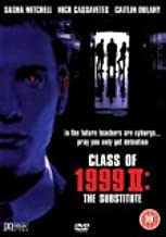 Class of 1999 II: The Substitute [Import anglais]