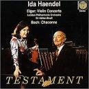 Violin Concerto. Bach. Chaconne