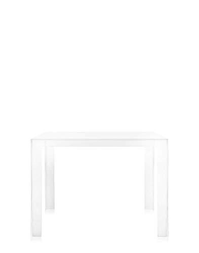Kartell Invisible Tavolo, PMMA, 100 x 100 x 72 cm
