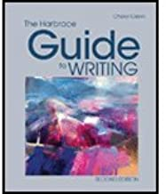 the harbrace guide to writing 2nd edition
