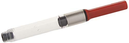Lamy Safari Converter Z24 - Accesorio para cargar pluma estilográfica, color negro y rojo