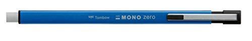 Tombow pencil eraser mono zero metal square type blue EH-KUMS 41 Japan