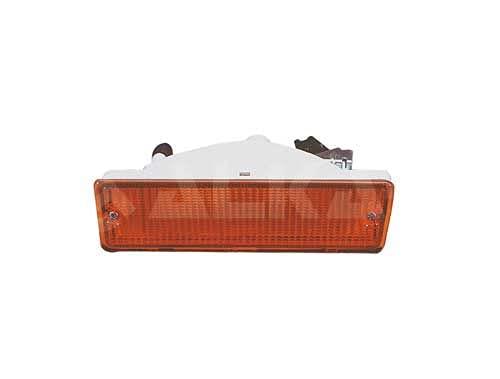 Alkar 3305327 Gauche, feu parachoc, sans porte-lampe, orange