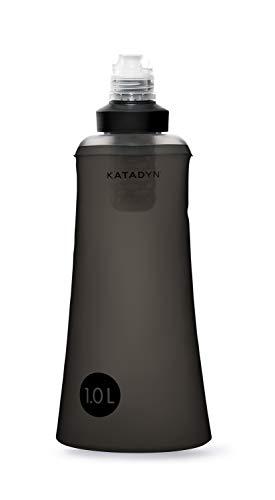 Katadyn BeFree Tactical 1.0L Water Filter, Fast Flow, 0.1 Micron EZ Clean Membrane