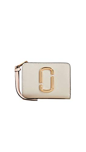 Marc Jacobs Women's Snapshot Mini Compact Wallet, Dust Multi, One Size