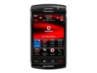 BlackBerry Storm2 9520 Smartphone (WLAN, SurePress, 3.2 MP, Bluetooth, GPS) mit vodafone Branding schwarz