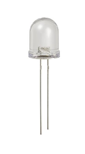 Producto de marca 148191 LED 18000 mcd 10mm - Blanco (Pack de 10)