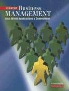 Glencoe Business Management: Real-World Applications And Connections [Student Text]