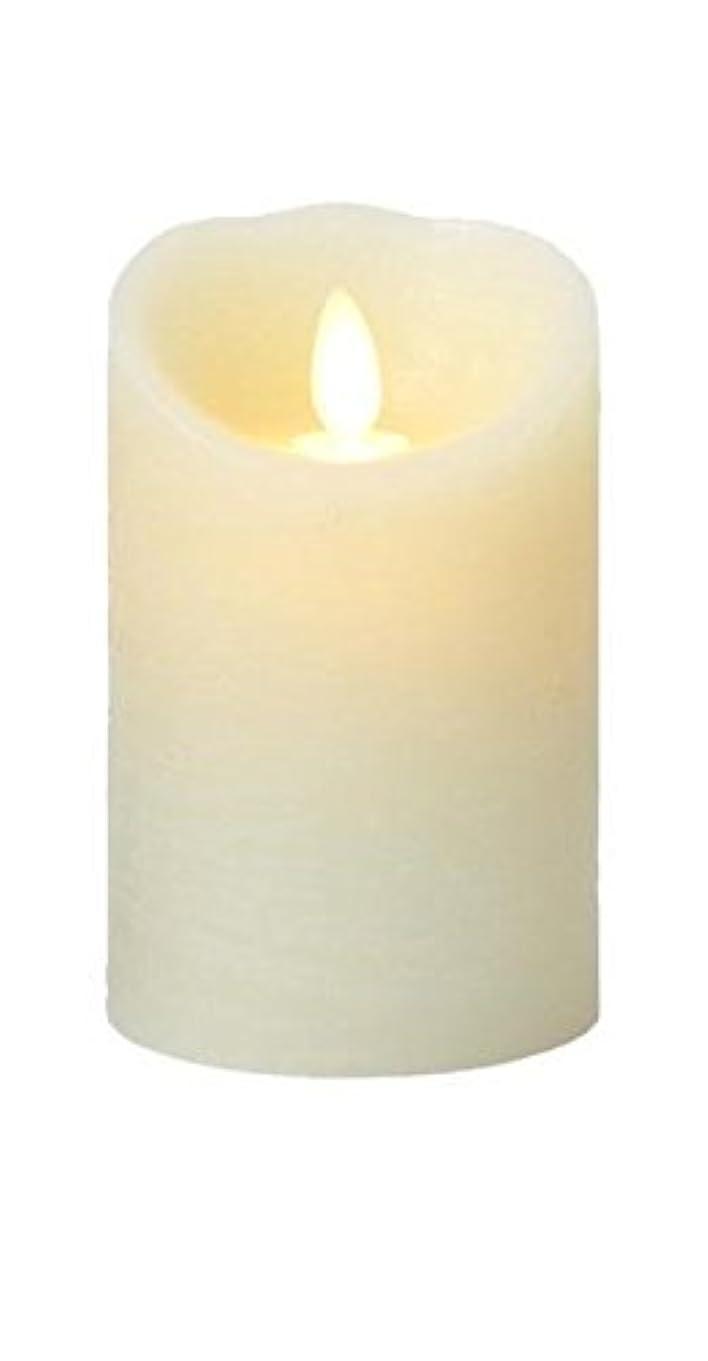 批判する閉じ込めるメンダシティ癒しの香りが素敵な間接照明! LUMINARA ルミナラ ピラー3×4 ラスティク B0320-00-10 IV?オーシャンブリーズ