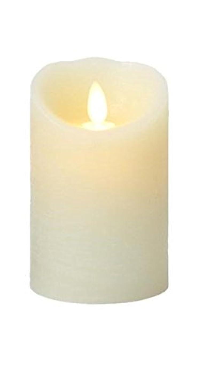 シマウマ祭司職業癒しの香りが素敵な間接照明! LUMINARA ルミナラ ピラー3×4 ラスティク B0320-00-10 IV?オーシャンブリーズ