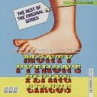 Monty Python's Flying Circus. Audiobook. CD. The Best Of The Original Series.