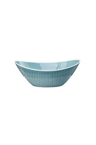 Rosenthal Mesh Colours Aqua Schale oval 15x11 cm