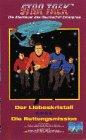 Star Trek Zeichentrick 05 - Der Liebeskristall/ Die Rettungsmission [VHS]