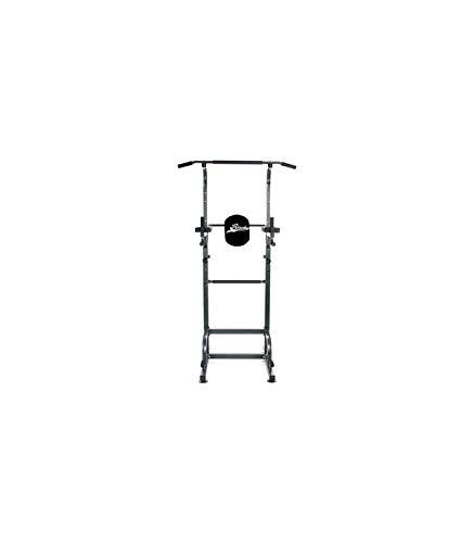 Riscko Wonduu Torre Multifunción de Musculación | Multiestación de Entrenamiento Ajustable Fitness para Dips y Dominadas | Power Tower Station ✅