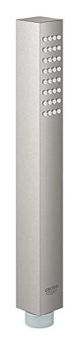 Grohe 27888DC0 27888DC0-Euphoria Cube+ Stick Teleducha 1 chorro, Superacero