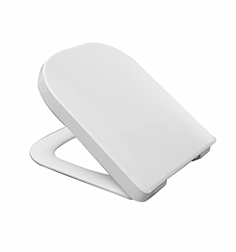 Roca The Gap WC Sitz Farbe weiss Softclose, TakeOFF
