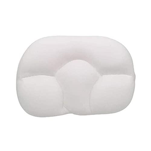 JONJUMP Almohada de huevo de espuma suave forma de mariposa bebé enfermería cojín ortopédico dormir cuello apoyo almohadas