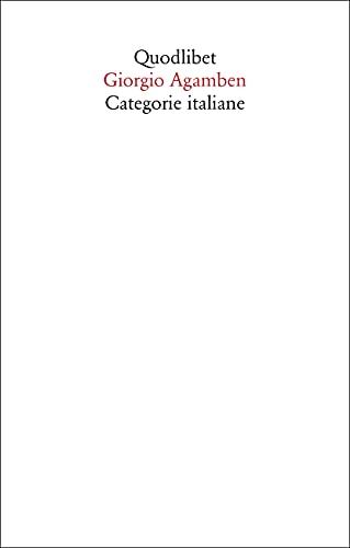 Categorie italiane. Studi di poetica e di letteratura. Nuova ediz.