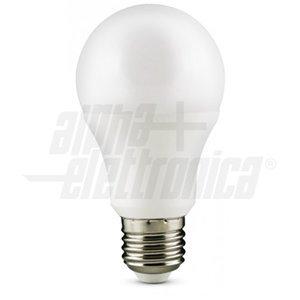 JOLIGHT LED Tropfenlampe 12 V E27 10 W natürliches Licht 4000 K 840 Lumen 10 W, weiß