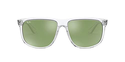Ray-Ban Rb4147 632530 60mm Gafas de sol, Transparente, 59 para Hombre