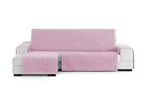 Eysa Levante Funda de sofá, Algodón, Rosa, 240 CM. Izquierda