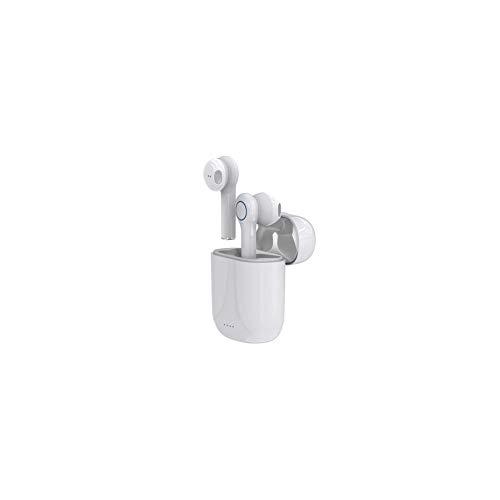 Auricolare Bluetooth 5.0 Senza Fili,Cuffie Wireless Stereo 3D with IPX7 Impermeabile,Accoppiamento Automatico Per Chiamate Binaurali,compatibile Per A