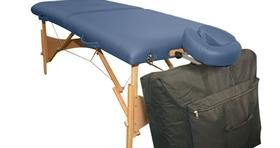 Oakworks One Massage Table Package (Clay)