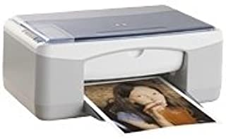 Hp Officejet Psc 1205 All In One Multifunction Colour Inkjet Printer (Colour) Scan - Copy - Print