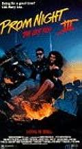 Prom Night III: The Last Kiss VHS