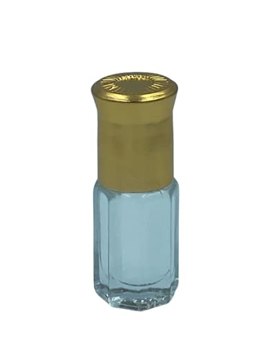 Perfume SENSE Aceite de Fragancia para Mujeres y Hombres, Dubai 6, 12ml, Fragancia Dulce, Nicho