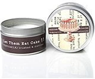 Margot Elena Tokyo Milk Let Them Eat Cake Crushed and Distilled Tin Travel Candle, Delightful Aroma, 4 Ounce by Margot Elena