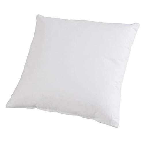 ROERDTRY Kissenbezüge Kissenfüllung - waschbares Innenkissen geeignet für Allergiker - Polyester Kisseninlet als Couchkissen, Sofa Kissen, Cocktailkissen und Kopfkissen