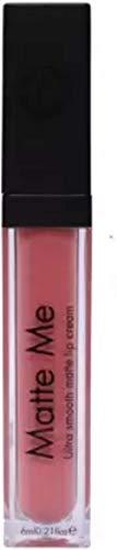 COLORS QUEEN Matte Me Lip Gloss & Liquid Lipstick (Nude Crush, 6 ml)