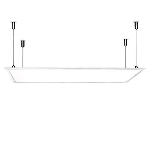 Greenice   Panel LED 120x30Cm 36W 2270Lm 30.000H   Blanco Frío