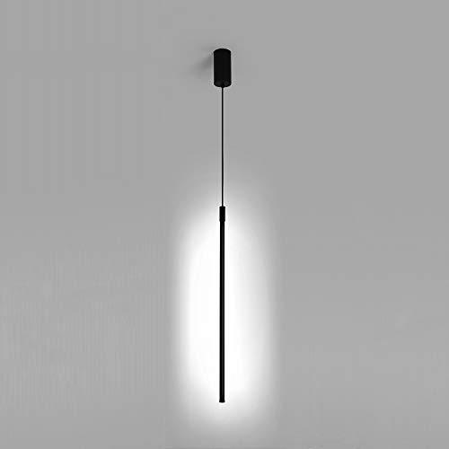 Temgin LED Lámpara Comedor 7W 6000K Modernas Iluminación colgante con Cable Ajustable...