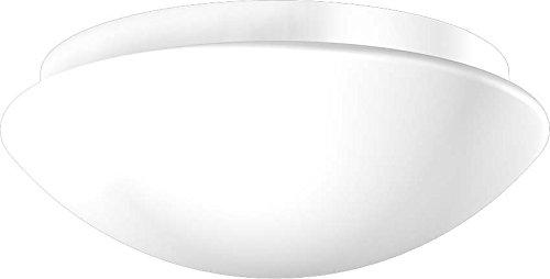 RZB Leuchte, Glas, A55, 3 W, Weiß, 10 x 15 x 20 cm
