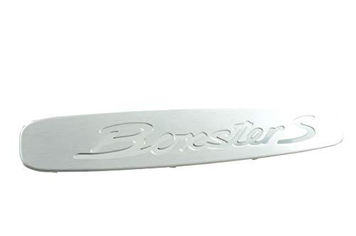 Porsche 981 Boxster S Einleger/Schwellerverkleidung L=R/Insert/lining door sill