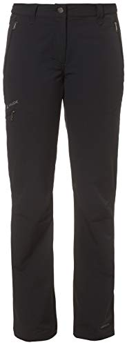 VAUDE Damen Hose Women's Strathcona Pants, Black, 38, 034030106380