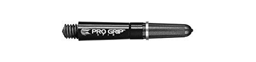 Target Pro-Grip Dart Spin Schaft Länge Short ca. 33,5mm Schwarz, 1 Satz = 3 Stück