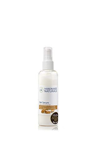 Handmade Naturals Leave On Hair Conditioning Serum with Organic Argan...