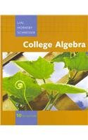 College Algebra plus MyMathLab Student Access Kit (10th Edition)