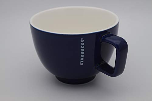 Starbucks Ceramic Latte Mug Blue 16 oz