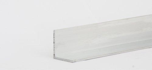 Aluminium Winkelprofil ungleichschenklig Länge 1250mm 50x25x5mm