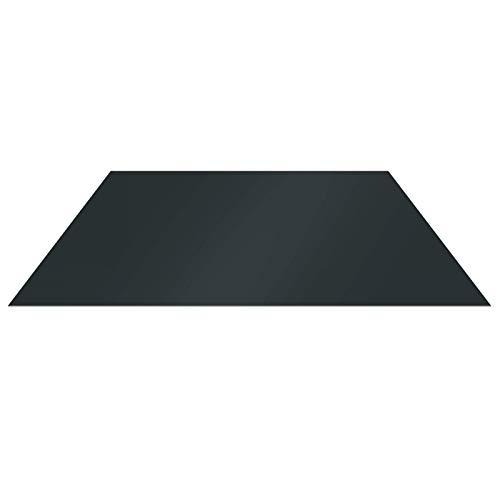 Flachblech | Dachblech | Kantblech | Material Stahl | Stärke 0,40 mm | Beschichtung 25 µm | Farbe Anthrazitgrau