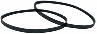 2 119.224000 Ribbed Max 56% OFF Oakland Mall Drive Belts for Craftsman 12