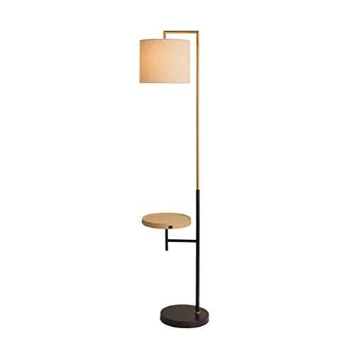 - Led-vloerlamp Energy vloerlamp met draadloze laadtijd, moderne slaapkamer, nachtkastje, verticale leeslamp.