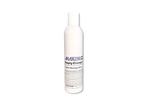 MAX2H.COM Reifen Montage-Spray