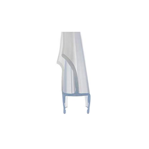 Desconocido Junta Flexible para Cortinas de Cristal 8 Y 10MM (2,5)