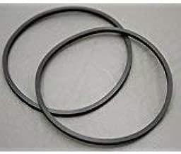 Sony DVP CX985V CX995V CX777ES 2 Belt Set- Loading & Carousel Replacement Belts